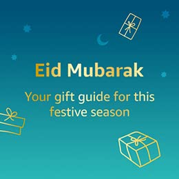 Amazon saudi Eid offers